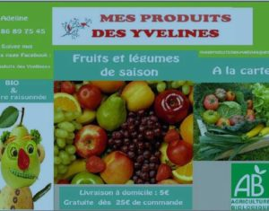 Truck shop My Products of the Yvelines