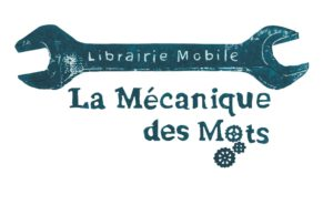 The Mécanique des Mots, a mobile book shop in North Brittany