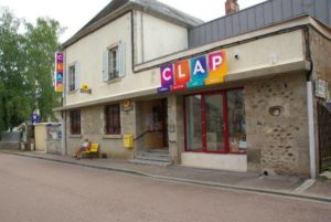 CLAP, cultural and services place in Ouroux-en-Morvan